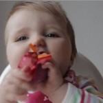 Sony Xperia Z – On test by a baby