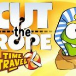 Cut The Rope Time Travel now available