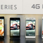 LG F5 arrives in France