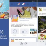 New Facebook app heading to Windows Phone. Beta test it yourself