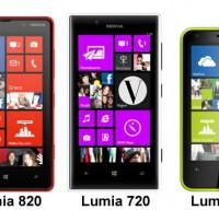 Nokia Lumia Range