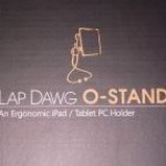 LapDawg O-Stand for iPad – Review