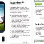 A couple of rather good Three deals for the Galaxy S4