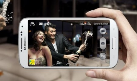 Samsung Galaxy S4 video adverts released online