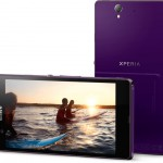 Sony Xperia Z now available SIM free in Purple from Clove