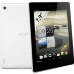 The Acer Iconia A1-810 7.9 inch tablet appears online