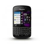 BlackBerry Q10 – Get down to see Mr Selfridge, he's got loads of them