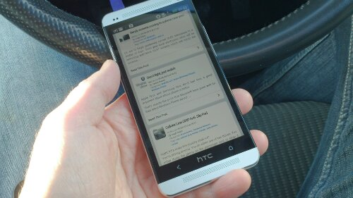 Editorial   HTC are back.