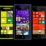 Deal – HTC 8X in blue or black