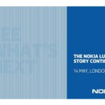 Nokia to hold Lumia event on 14th May
