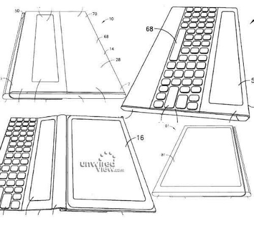 Nokia patent application shows what might one day be a real thing