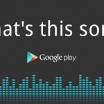 Sound Search for Google Play is now available
