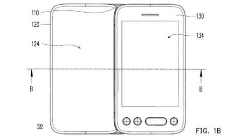 HTC patent an odd dual screen slider