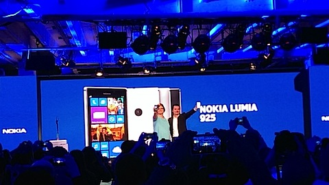 Nokia announce the Lumia 925