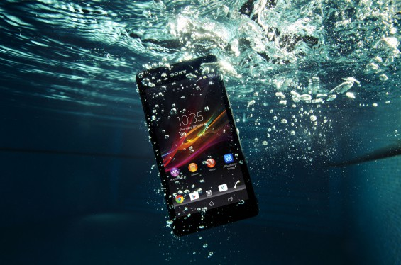 Sony Xperia ZR   The Xperia Zs little brother