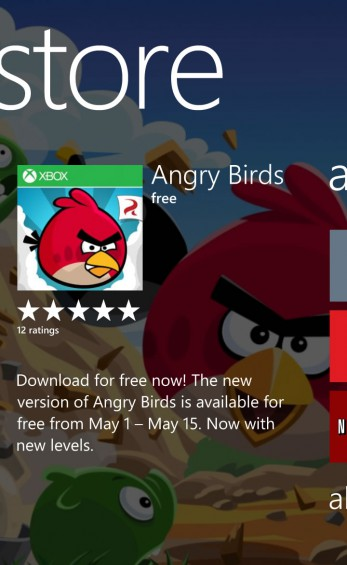 Angry Birds Original   out now and free on Windows Phone
