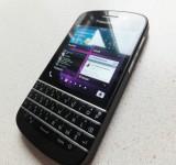 BlackBerry Q10   Initial Impressions