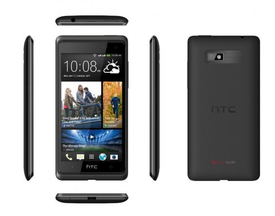 HTC announce dual sim Desire 600