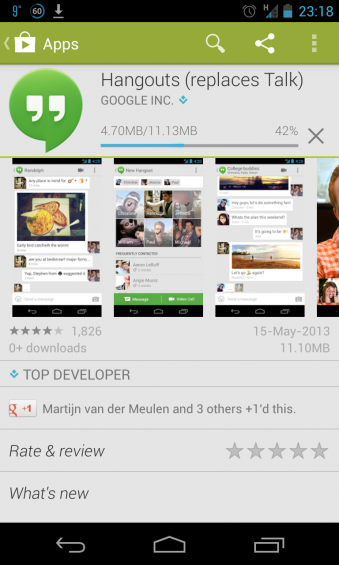 Google Babel launches as the new Hangouts