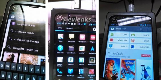 Motorola Leaked Phone