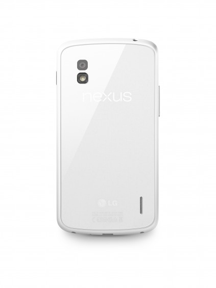 Nexus 4 by LG white