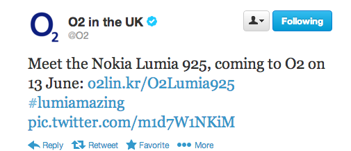 The Nokia Lumia 925 and where to get it