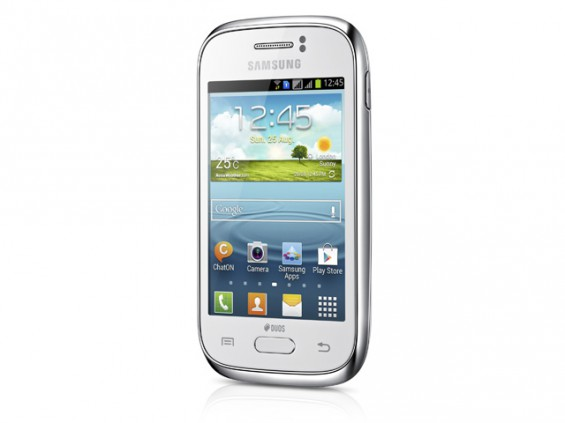 New Samsung Galaxy Young coming to the UK