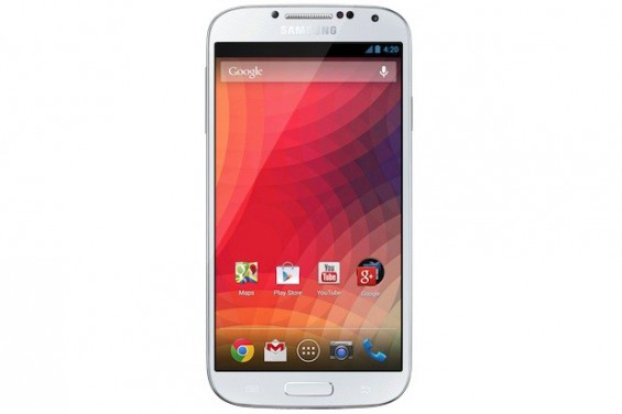 Google announces Galaxy S4 Nexus Edition