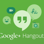 Hangouts and Talk Messages being routed incorrectly
