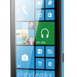 Huawei Ascend W2 Windows Phone 8 press image leaks