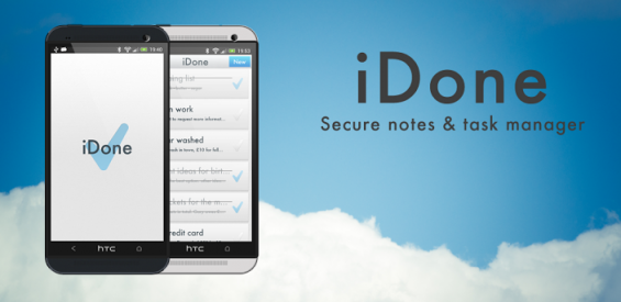 Featured Android App   iDone