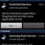 Samsung Push Service gets some interesting reviews on Google Play
