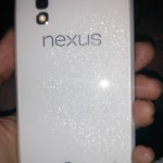 White Nexus 4 sold on second hand mobile phone trade-in website