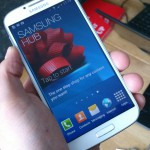 Samsung Galaxy S4 – Get £30 off