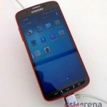 Samsung Galaxy S4 Active leaked