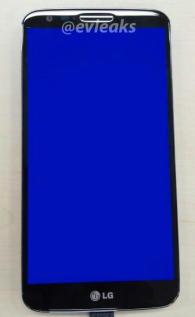 Leaked LG handset. Perhaps the next Nexus?