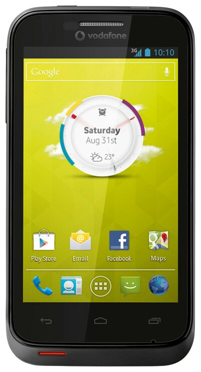 Vodafone Smart III is now available
