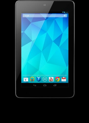 What the New Nexus 7 might be like