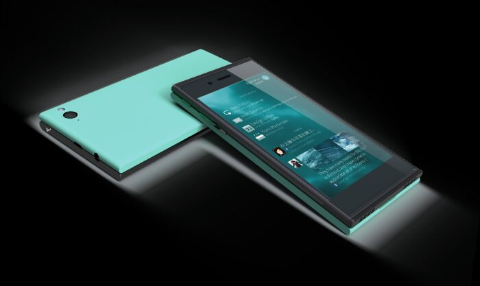 Jolla Sailfish phone is revealed