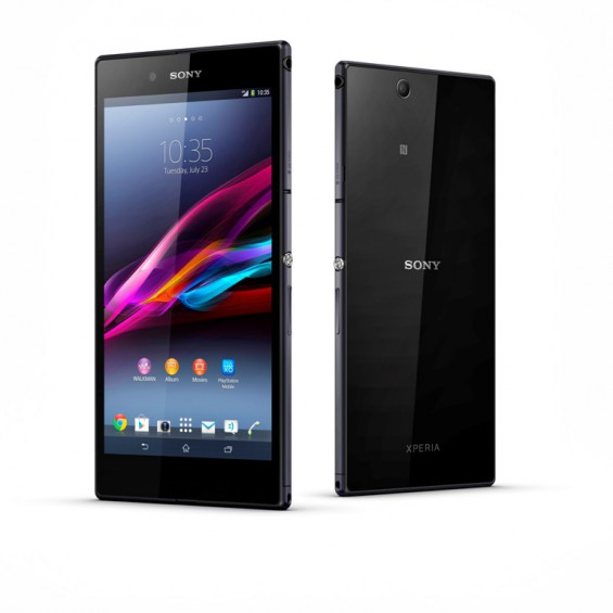 1 Xperia Z Ultra Black Group