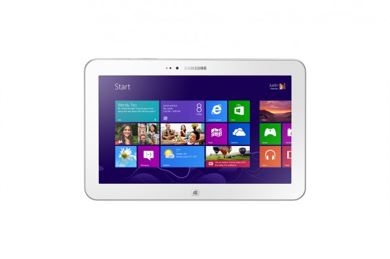 300TZCI win8 onscreen 15 Front White
