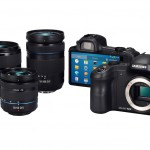 Samsung announce the Galaxy NX, an interchangeable lens smart camera