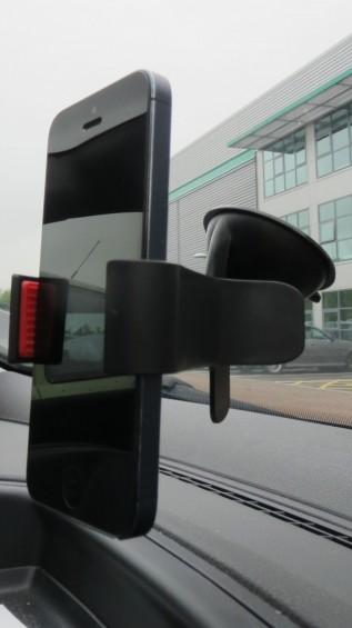 Gripmount iPhone 5 Lightning Car Charger Mount Kit