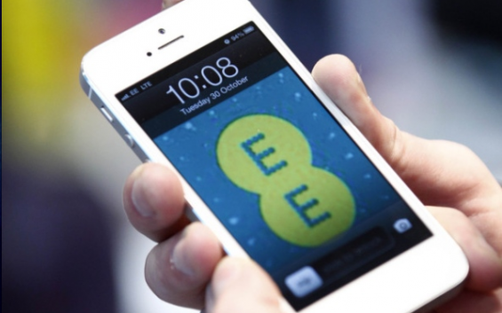 EE pass 500,000 4G customers