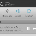 Spotify for Android now has Notification area controls