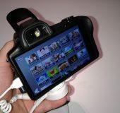 Samsung announce the Galaxy NX, an interchangeable lens smart camera