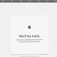 apple back soon