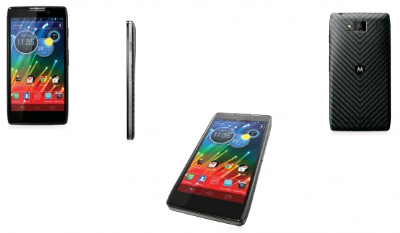 Motorola RAZR HD   Deal