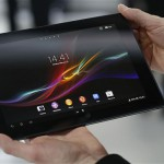 Xperia Z Tablet coming to Three