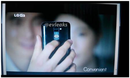 LG Optimus G2 images leak